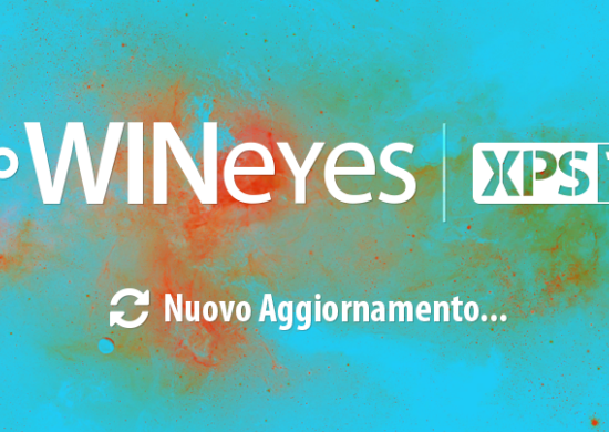 WINeyes XPS - Nuovo aggiornamento con importanti NOVITÁ