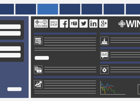 Nuova Home Page per WINeyes XPS, il Software Gestionale per Ottici Imprenditori