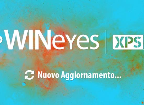 WINeyes XPS – Nuovo aggiornamento con importanti NOVITÁ