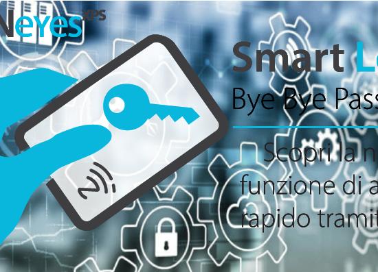 Smart Login – Accesso Veloce con Card