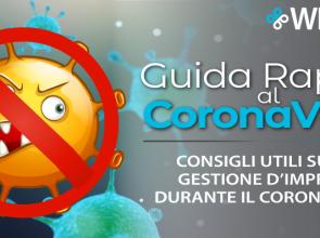 Coronavirus: Supporto per gli ottici che fanno impresa
