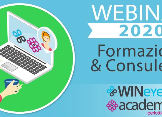 Webinar 2020 – Formazione e Spunti utili per sfruttare le potenzialità del tuo Software Gestionale