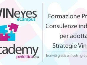Academy Perlottico e WINeyes eCampus a sostegno dell'Ottico Indipendente
