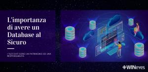 L'importanza di avere un Database al Sicuro